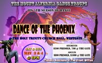 Dance of the Phoenix - The MAHS Dance Troupe